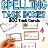 Spelling Task Card