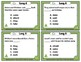 Spelling Task Cards Set 3 Long A