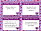 Spelling Task Cards {Valentines Day}