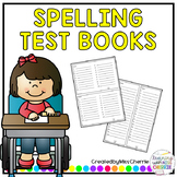 Spelling Test Books