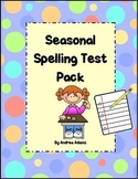 Spelling Test Pack