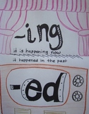 Spelling Test Words That End in -ed or -ing