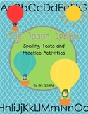 Spalding Test Papers and Activities