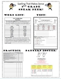 Spelling That Makes Sense Word Study Program - 3rd Grade