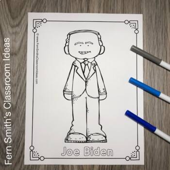 Presidents' Day Coloring Pages - 45 Pages of Presidents Coloring Book Fun