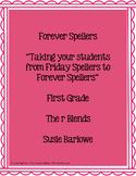 Spelling - The r Blends - 1st Grade