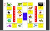 Spelling Theme Board Games Bundle 1