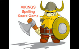 Spelling Theme Board Games Bundle 2