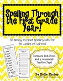 Spelling Through the Year!