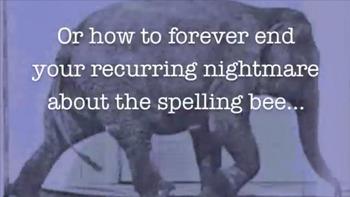 Spelling Tip: Stationery vs Stationary