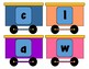 Spelling Train, 1st Grade Wonders 6-2