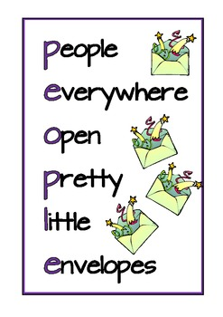 Spelling Tricks - Mnemonics 1