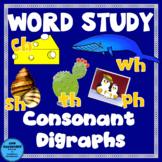 Word Study Consonant Digraphs