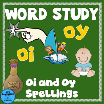 Spelling Unit OI and OY Words
