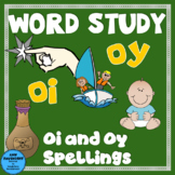 Word Study OI and OY Words