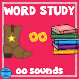 Spelling Unit OO Words: Books vs. Boots