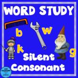 Word Study Silent Consonants