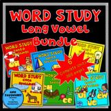 Word Study Long Vowel Bundle
