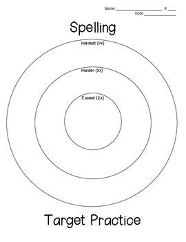 Spelling, Vocabulary Activities- Graphic Organizers, Centers, Homework, Practice