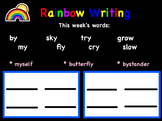 Promethean - Rainbow Station for Spelling and Vocabulary G