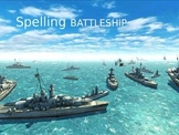 Spelling Vocabulary Study Game Battleship Word Work Daily