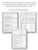 Spelling Weekly Packets. Units 11-20. Worksheets to use with Abeka Spelling 3
