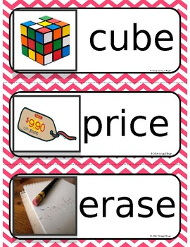 HMH Spelling Word Cards Module 1 Week 2 (Third Grade)