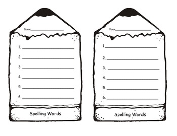 Spelling Word Form
