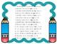 Spelling Word Grid - CVC words - 15 words