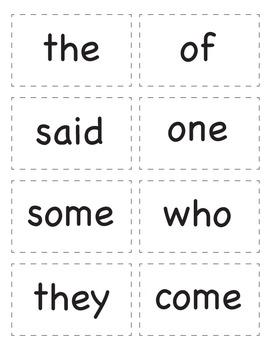 Spelling Word Sort Game 1