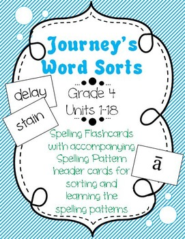 Spelling Word Sorts: Fourth Grade