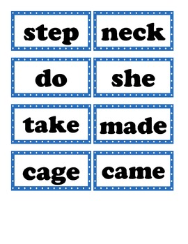 Spelling Word Wall Words Second Grade