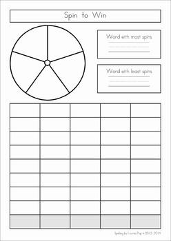 spelling word work 17 printable worksheets by lavinia pop tpt. Black Bedroom Furniture Sets. Home Design Ideas