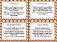 Spelling  Word Work Task Cards