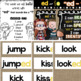 Spelling & Word Work: ed~ t  - Week 22