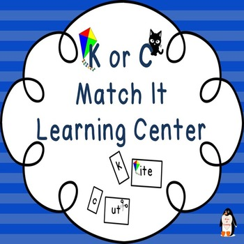 Spelling Practice C/K Rule Game Center