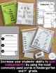 Spelling Workbook: Kindergarten and First Grade Unit 6