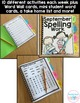 Spelling Workbook: Second and Third Grade Unit 10