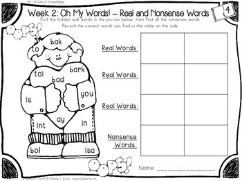 Spelling & Writing Activities 5 Weeks Pack 1 {Fry's first 30 sight words}
