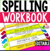 Spelling activities for any list of words - ESL Any Level