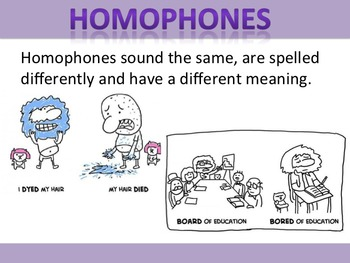 Spelling and Grammar (Prepsitions, homophones, synonyms and verbs)