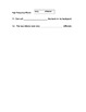 Spelling and High Frequency Word Assessment - Ben Franklin