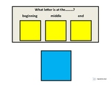 Spelling and Teaching Sequence Board for Autism