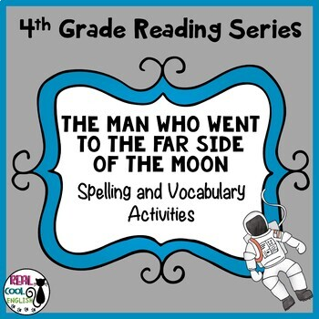 Spelling and Vocab Activities: The Man Who Went to the Far