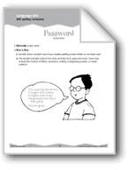 Spelling and Vocabulary (Ten-Minute Activities)