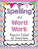 Spelling Activities | Word Work Activities
