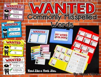 Spelling and Writing Folder