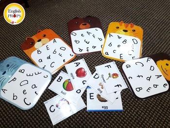 Spelling boards