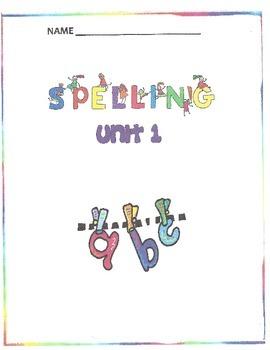 Spelling (common core)