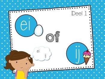 Spelling ei en ij Deel 1